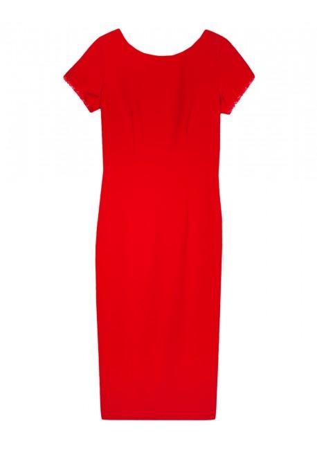 lynne Φόρεμα μίντι εφαρμοστό με δαντέλα 139-511007.1 00749a63ea7
