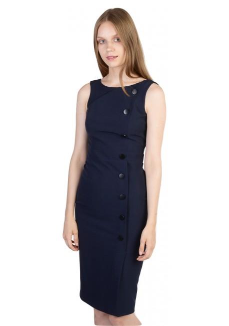 LYNNE Μίντι φόρεμα με κουμπιά 140-511005 38d4d3557dc