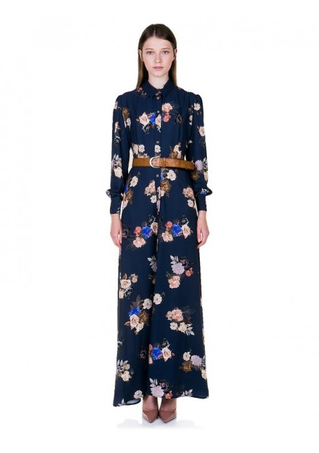 efe3a3443333 TOI&MOI ΚΑΛΛΙΘΕΑ,Φόρεμα ,με λουλούδια ,50-3571-28,