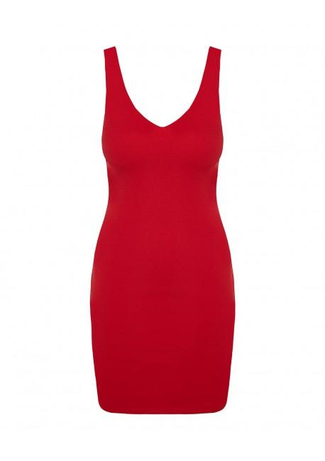 85b32614d728 Reduced price! lynne Κλασικό μίνι φόρεμα 140-511089