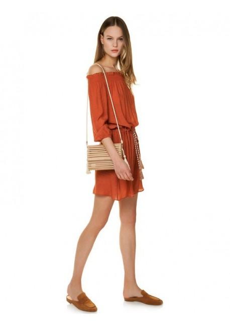 c5c712c7bba1 TOI   MOI Οff shoulder φόρεμα 50-3946-19