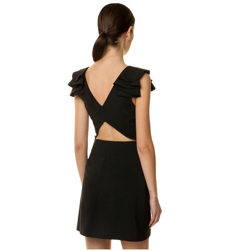 debce9ce3542 ... TOI   MOI Φόρεμα με βολάν 50-3929-19