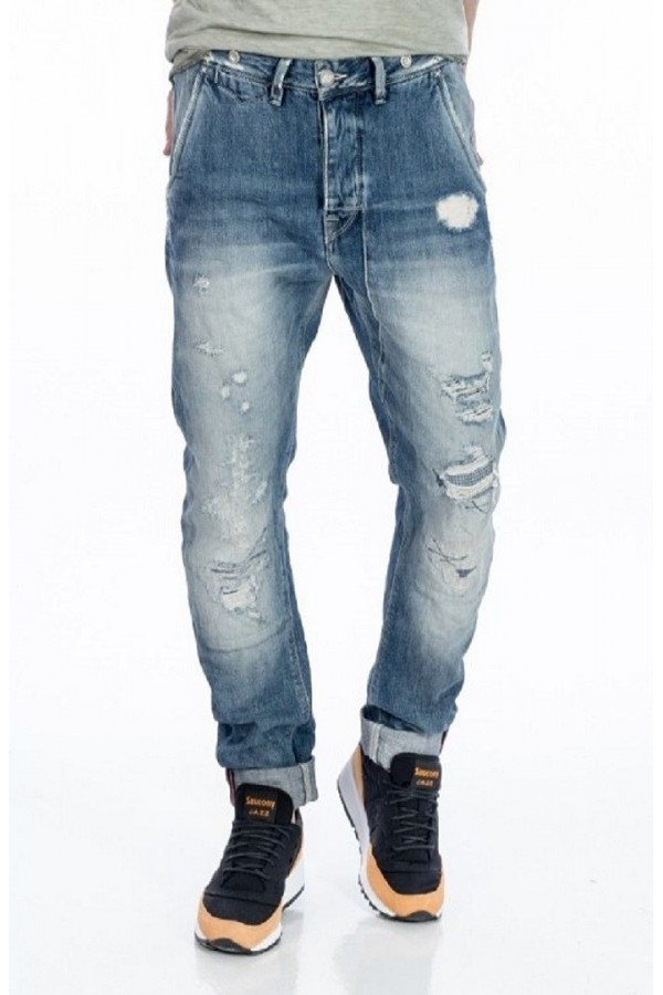 a0c3f4ccf52 STAFF JEANS ΑΝΔΡΙΚΟ ΠΑΝΤΕΛΟΝΙ BEN BAGGY FIT TAPERED 5-831.062.S3.M.